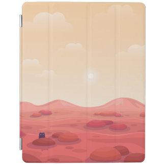 """Otter on Mars """"Life on Mars"""" iPad Cover"""