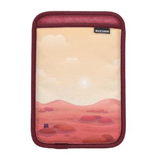 """Otter on Mars """"Life on Mars"""" iPad Mini Sleeve"""
