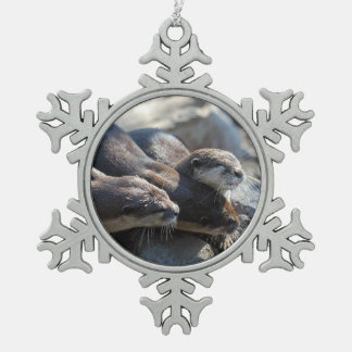 Otter Ornaments