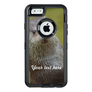 Otter Personalized OtterBox Defender iPhone Case