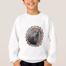 Otter Photo Children's Sweatshirt