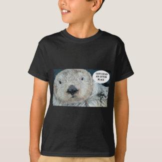 Otter place playera