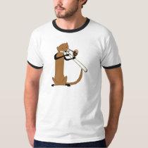 Otter Playing the Trombone T-Shirt