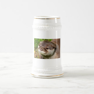 Otter Portrait Mug