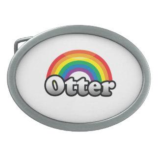 OTTER PRIDE -.png Belt Buckles
