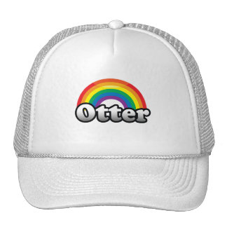 OTTER PRIDE - png Mesh Hat