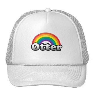OTTER PRIDE -.png Trucker Hat