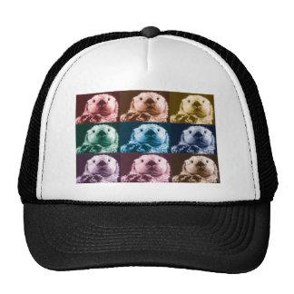 Otter See Trucker Hat