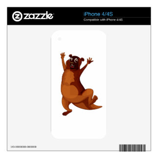 Otter Decals For The iPhone 4