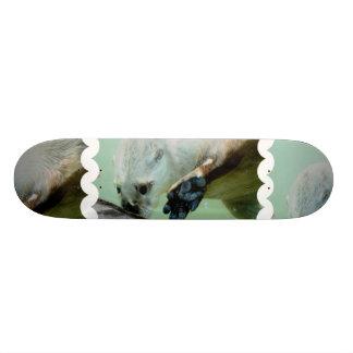 Otter Swimming Skateboard