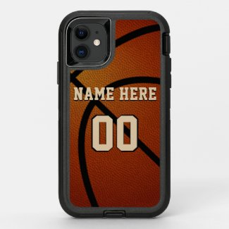 OtterBox Basketball iPhone Cases Newest to Older