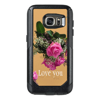 Otterbox Case with Love you Design
