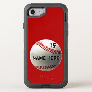 Otterbox Defender del teléfono del béisbol Funda OtterBox Defender Para iPhone 7