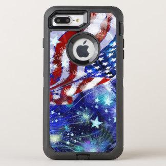 OtterBox Defender iPhone 6/6s Case/Flag