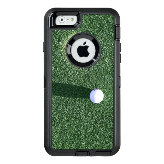 sports shoes 3ac02 9189c Otterbox Defender iPhone 6/6s Case Golf Ball