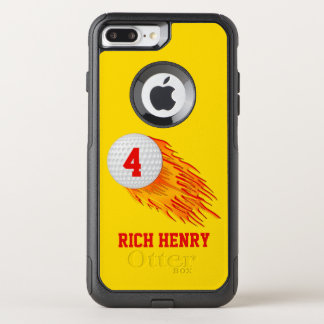 OtterBox Golf iPhone Case Your Text and Colors