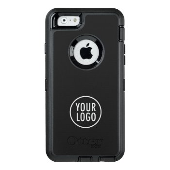 Otterbox Iphone 6 6s Defender Case Custom Branded by MISOOK at Zazzle