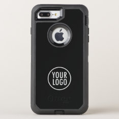 OtterBox iPhone 7 Plus Defender Case Logo Branded at Zazzle