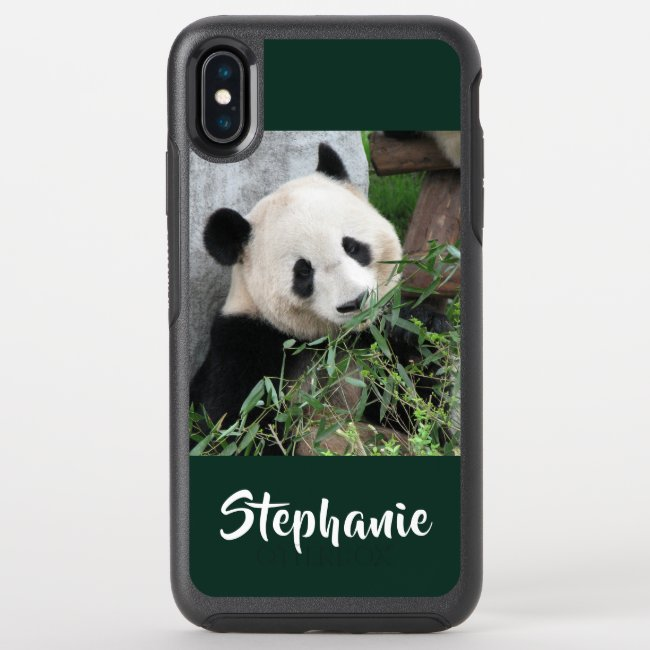 Otterbox iPhone XS Max Panda Choose Your Color