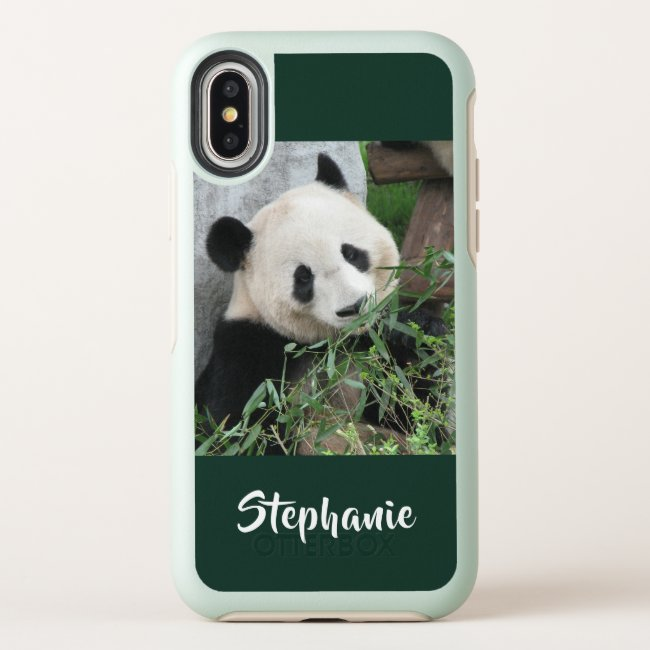 Otterbox iPhone XS Max XR Case Panda Choose Color