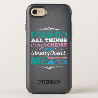 Otterbox Philippians 4:13 for Iphone 6/6s OtterBox Symmetry iPhone 7 Case