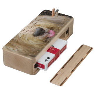 Otterhound Maple Cribbage Board