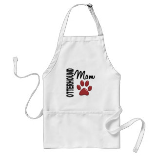 Otterhound Mom 2 Apron