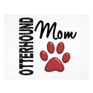 Otterhound Mom 2 Flyers