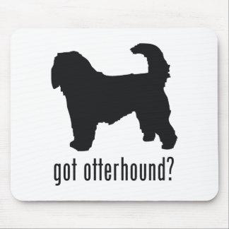Otterhound Mouse Pad