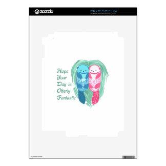 OTTERLY FANTASTIC SKIN FOR iPad 2