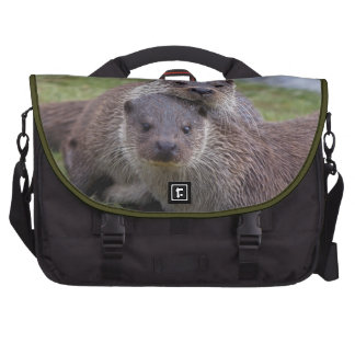 Otterly in Love Commuter Laptop Bag