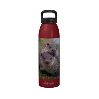 Otterly in Love Water Bottle