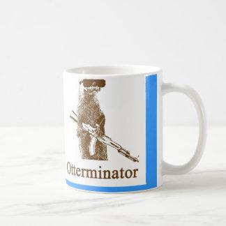 otterminator, otterminator taza clásica
