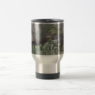 Otters 004 Travel Mug