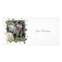 OTTERS CARD