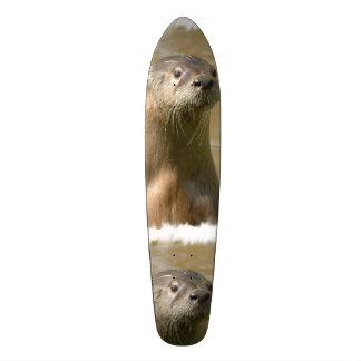 Otters Skate Board Deck