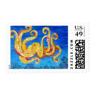 """Otto"" postage stamp"