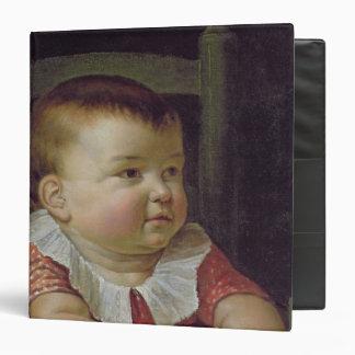 Otto Sigismund  Son of the Artist, 1805 Binder