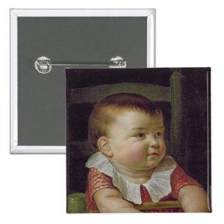 Otto Sigismund  Son of the Artist, 1805 Button