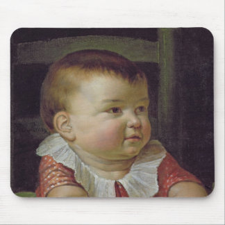 Otto Sigismund  Son of the Artist, 1805 Mouse Pad