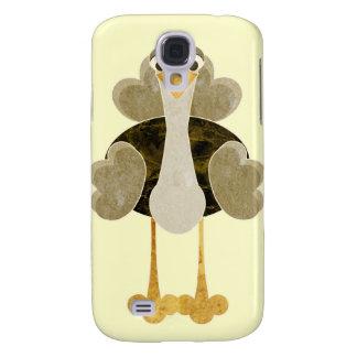 Otto the Ostrich Samsung Galaxy S4 Case