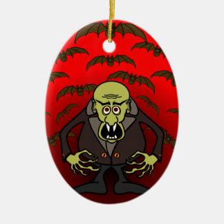 Otto Vampyr Ceramic Ornament