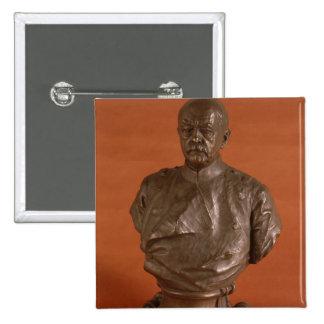 Otto von Bismarck, 1886 2 Inch Square Button