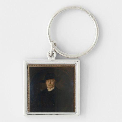 Otto von Bismarck, 1895 Key Chain