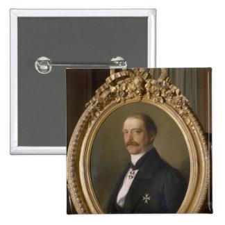 Otto von Bismarck 2 Inch Square Button