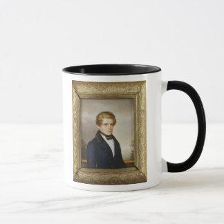 Otto von Bismarck as a Student, 1833 Mug