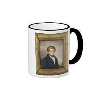 Otto von Bismarck as a Student, 1833 Ringer Mug
