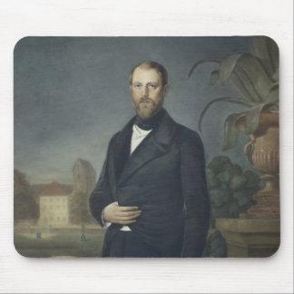 Otto von Bismarck, c.1850 Mouse Pads