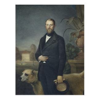 Otto von Bismarck, c.1850 Postcards