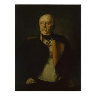 Otto von Bismarck, c.1890 Postcard